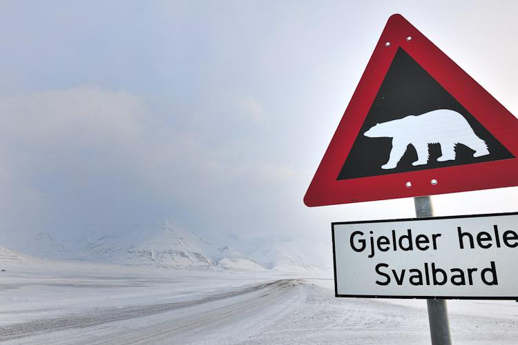 Spitsbergen Longyearbyen