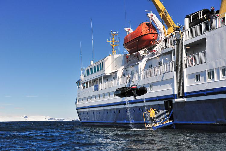antarctica ocean nova