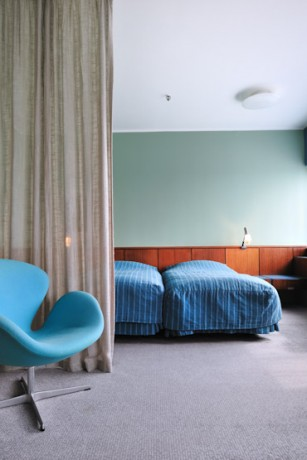suite 606 Radisson Blu Royal Arne Jacobsen