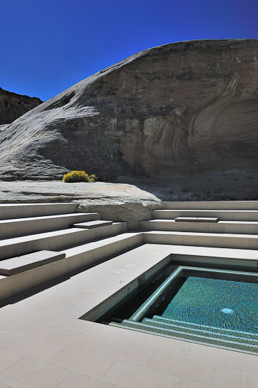 Amangiri luxury resort is an enclave of luxury and style for Swimming pool design utah