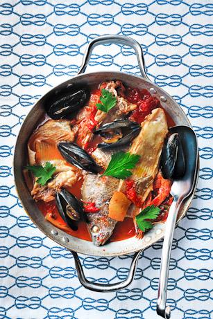 Trabocco Punta Cavalluccio - main course
