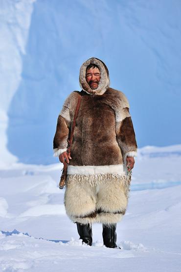 Inuit Nunavut Arctic Canada