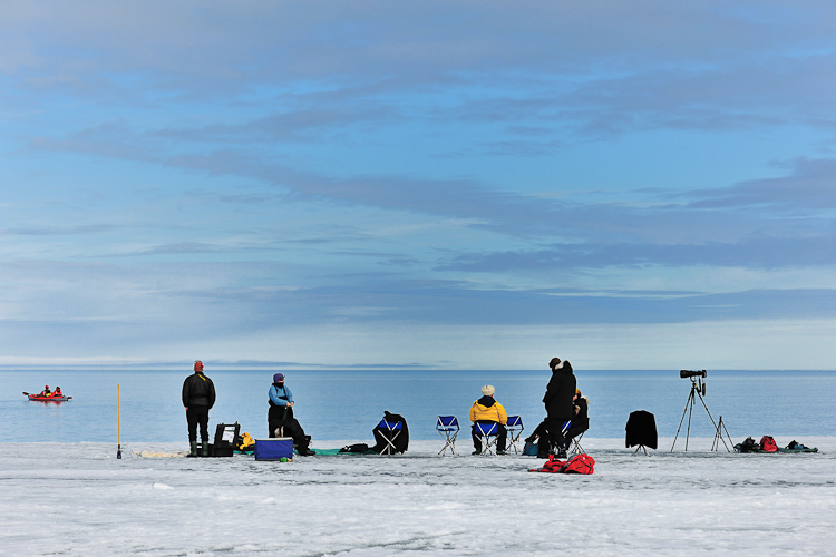 flow edge Nunavut Arctic Kingdom