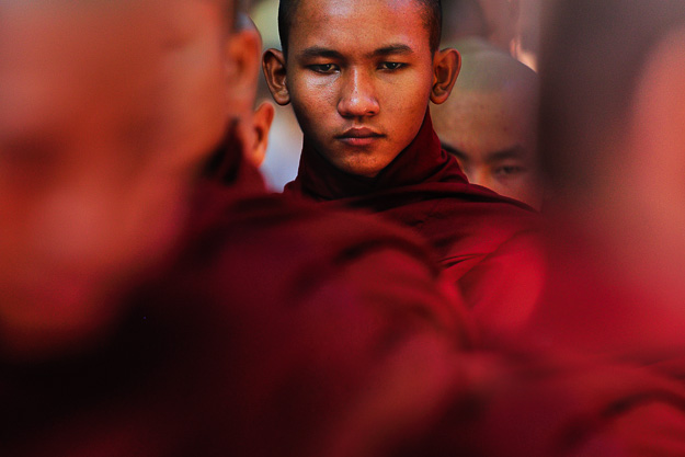 monk myanmar
