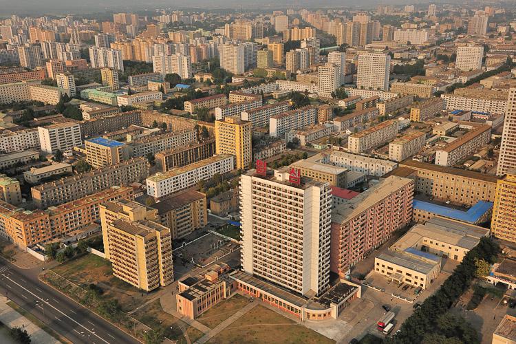 Pyongyang, RPDC, Corea del Norte