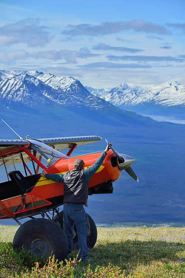 Super Cub, Ultima Thule Alaska