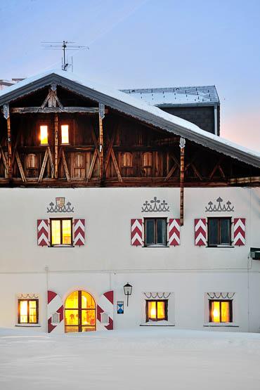 Jagdschloss Hotel of Count Stolberg - Kühtai, Austria