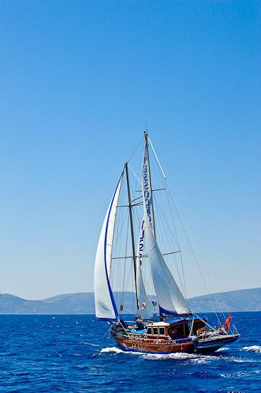 Sailing Cruises in Comfort
