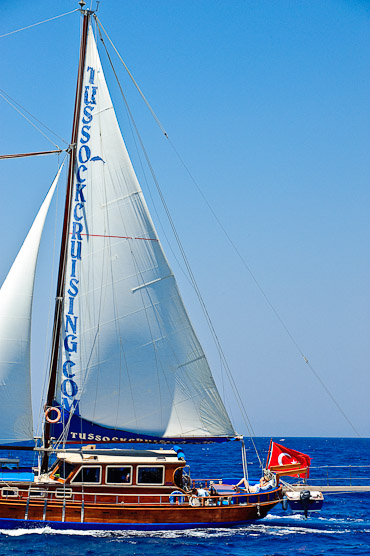 Sailing Cruises in Comfort