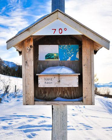 Lyngen Lodge, Norway