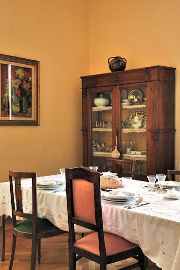 comida caseira itália