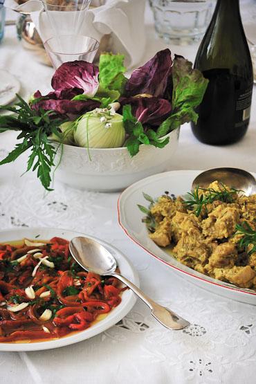 comida caseira italia