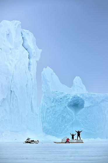Nunavut Arctic Canada Iceberg