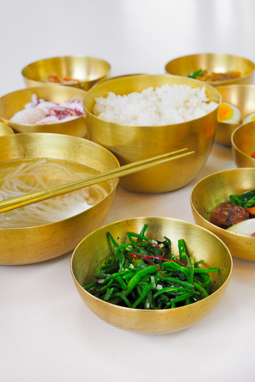 food in North Korea