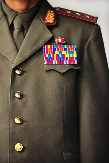 colonel North Korea