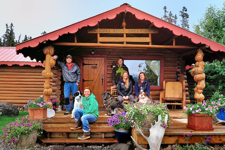 Ultima Thule Lodge, Alaska, Claus family, Paul Claus
