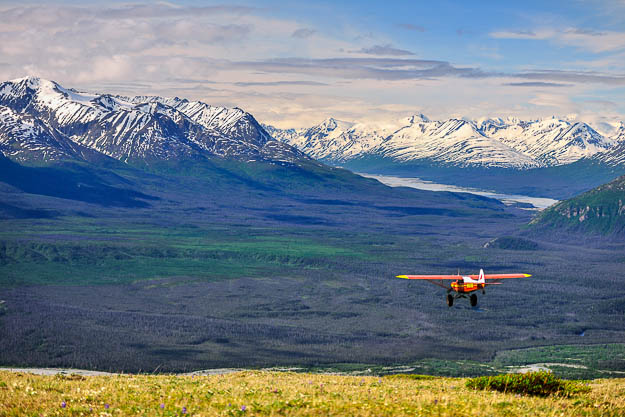 Flying Safari with Ultima Thule Lodge - Alaska