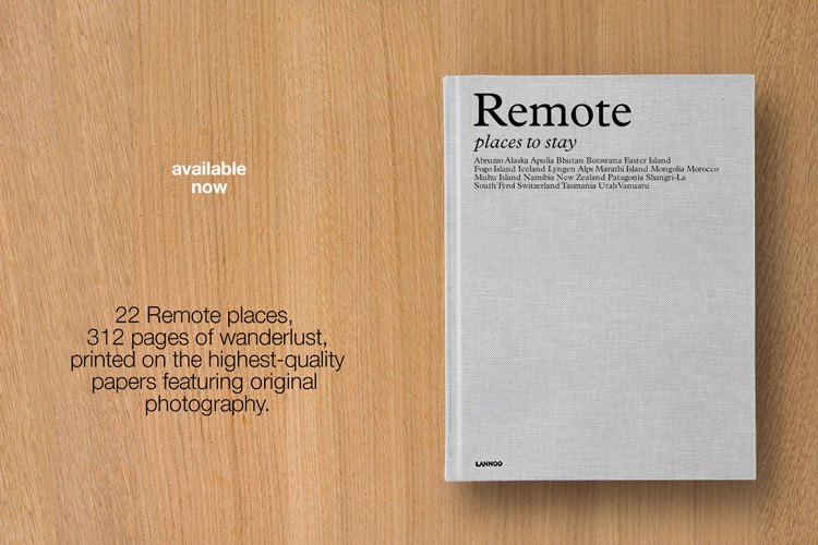 Remote - places to stay